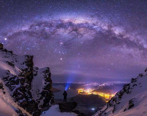 Panorama Stars
